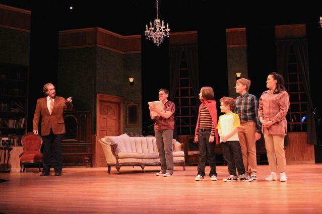 Theatre Review: 'Fun Home' by MusicalFare Theatre at Shea's